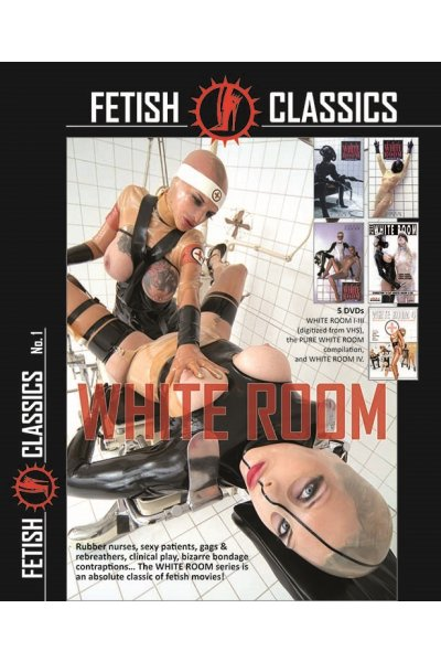 WHITE ROOM Collection (5 DVDs)