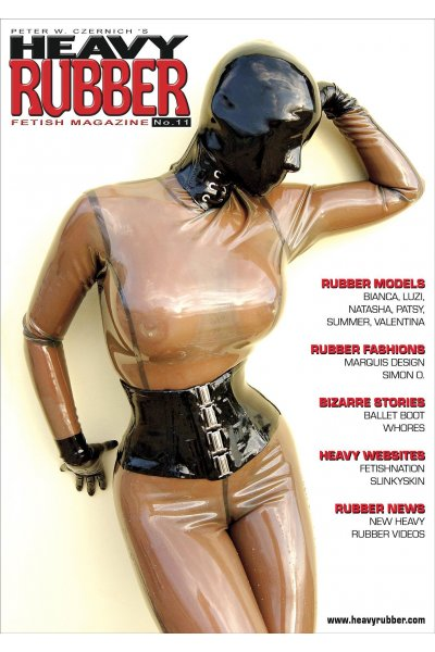 HEAVY RUBBER 11