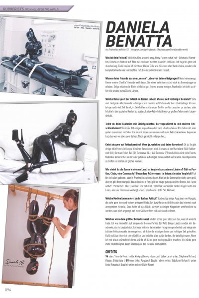 HEAVY RUBBER 38