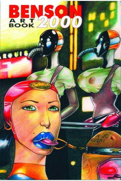 BENSON ART BOOK 2000