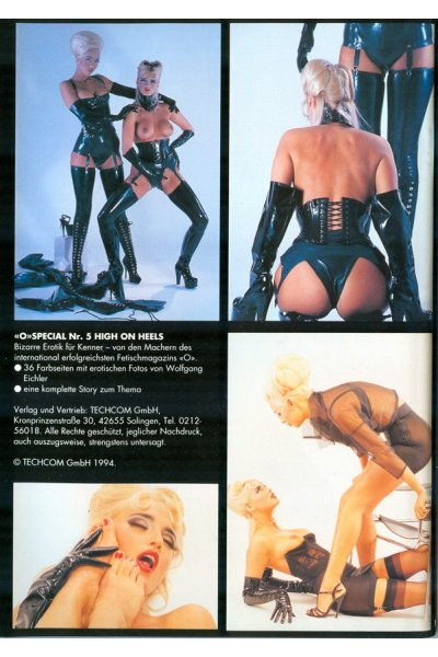 <<O>> Special I High on Heels 1994