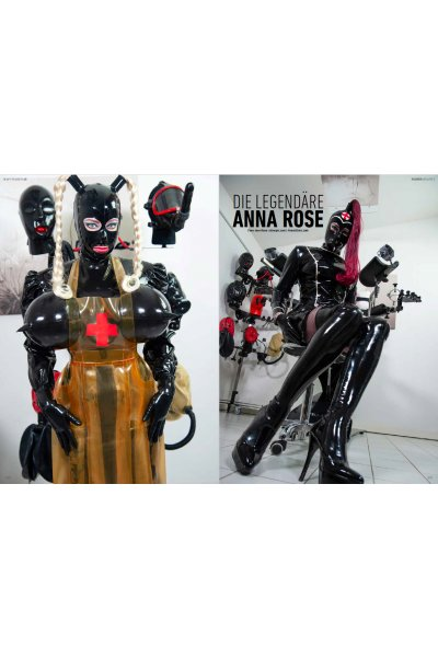 Heavy Rubber No. 40 -- 01 / 2020 deutsch
